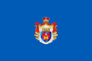 Bandiera del Principato di Castel di Mirto