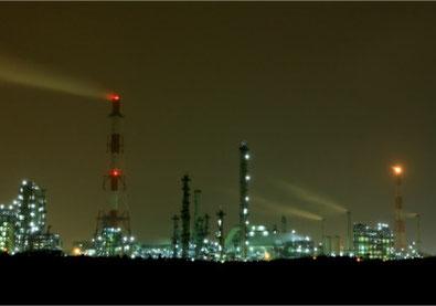 工業地帯 イメージ写真