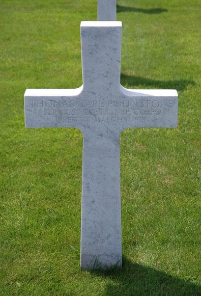 Tombe de Thomas - Thomas' grave - FindaGrave.com