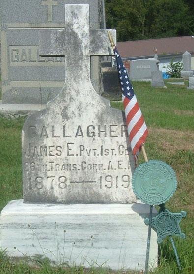 Tombe de John - John's grave - FindaGrave.com