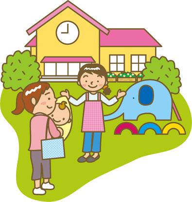 「育住近接」=保育園や学童施設などを集合住宅内に設置する傾向