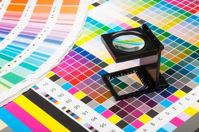 Colormanagement - Digitale Farbe - Dienstleistung - ICC Profile