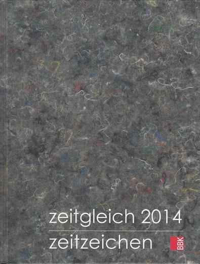 Katalog - BBK-Deutschland - mit Prof. Monika Grütters MdB, Ministerin bei der Bundeskanzlerin / Stefan Zajonz, Fotografie, S.166, Berlin / Köln 2014