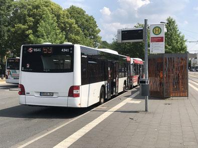 Gladbecker Geiseldrama: BSAG Bus 30 Jahre später