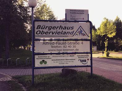 BGO Bürgerhaus Bremen Obervieland e. V.