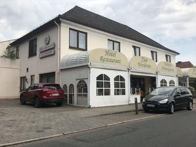 Hotel Restaurant Zum Werdersee in Bremen-Habenhausen