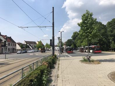 Busbahnhof Bremen-Huckelriede