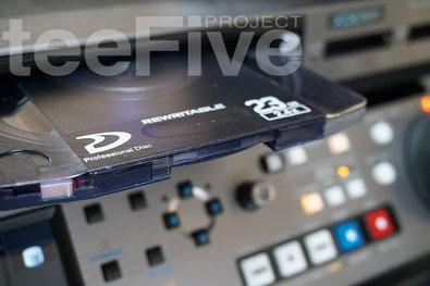 ソニーXDCAMステーション(自社IPリモート改造機)