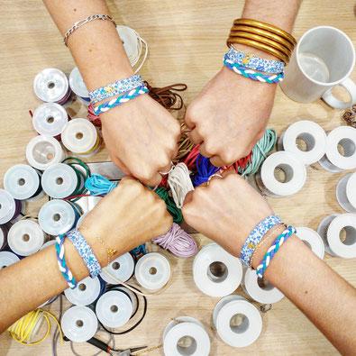 atelier-EVJF-bracelet-LesAteliersDeLaurene