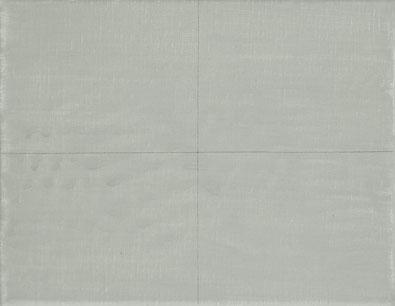 o.T. (Melser Schiefergrün, 208) 2012 Tempera, Oilbase-Stift 24 x 30 cm