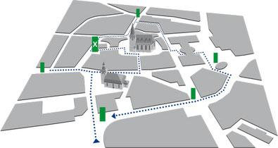 Standort Stadtgeschichtshaus