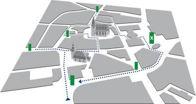 Standort Jubiläumsplatz