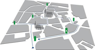 Standort Elberfelder Tor