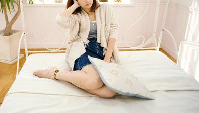 姿勢が悪くて腰が痛い奈良県大和高田市の女性