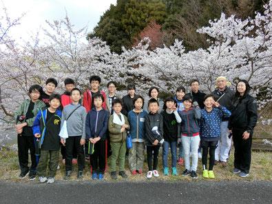 2019年3月30日~31日 和歌山県日高郡日高川町へ合宿