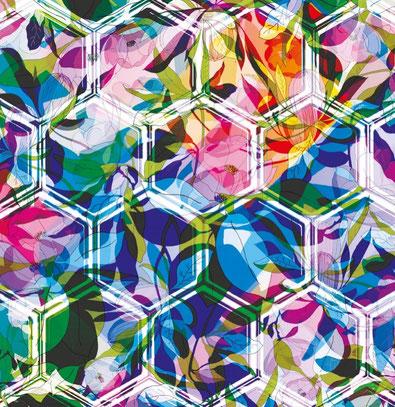 pepperprint-loop-scarf-honeycomb-colourful-floral-print