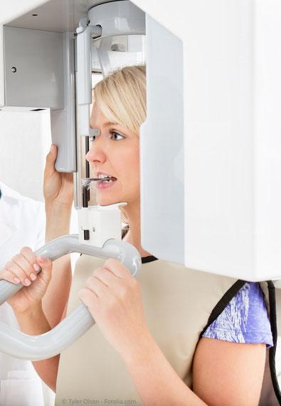 Digitales Röntgen beim Zahnarzt: Weniger Strahlenbelastung!