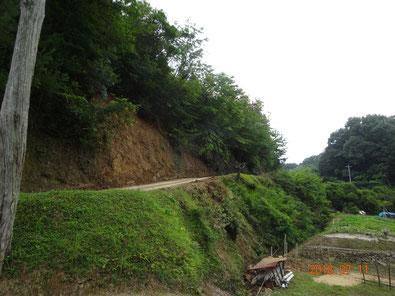 銀山、7月8日中に、孤立状態解消。
