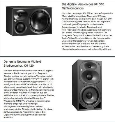 Newsletter Sennheiser Teil II vom Texter aus Düsseldorf: Thomas Kadanik