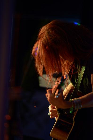 Auftritt mit 12saitiger BR Gitarre