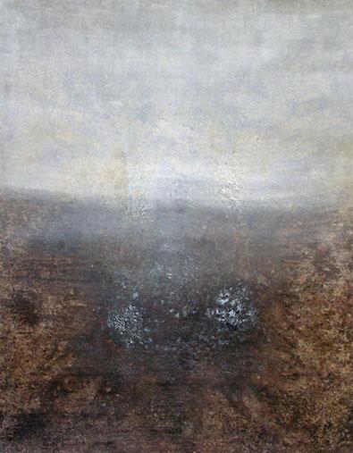 Amador Vallina: Die Flucht des Hirschen | Malerei - Pintura - Painting