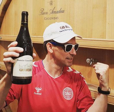 Pierre Amadieu. Rhône Weine der Extraklasse.