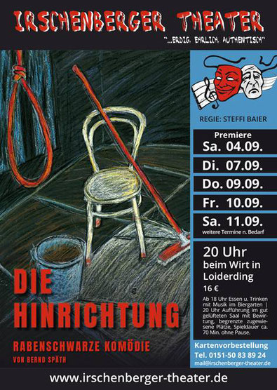 Freilichtaufführung Märzengrund von Felix Mitterer
