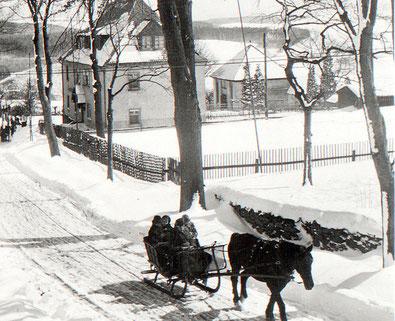 Bild: Wünschendorf Turngarten Winter