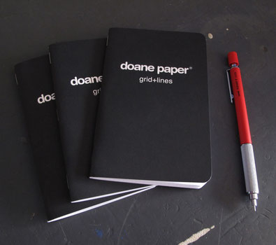 Doane Paper Utility Notebook