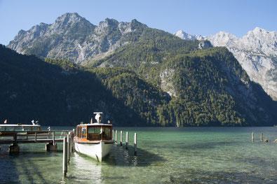 accommodation King's lake Zimmer Schönau Königssee Bavaria airbnb