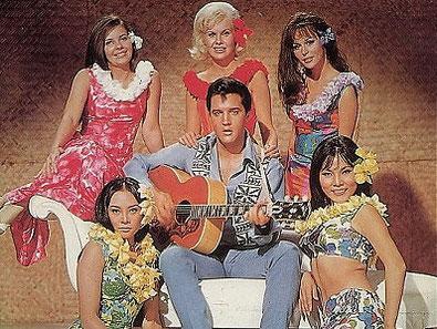 "Publicity-Foto zum Film ""Paradise, Hawaiian Style."