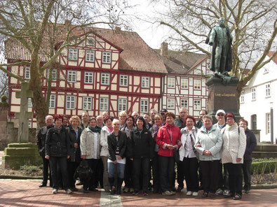 Stadtführung in Bad Hersfeld