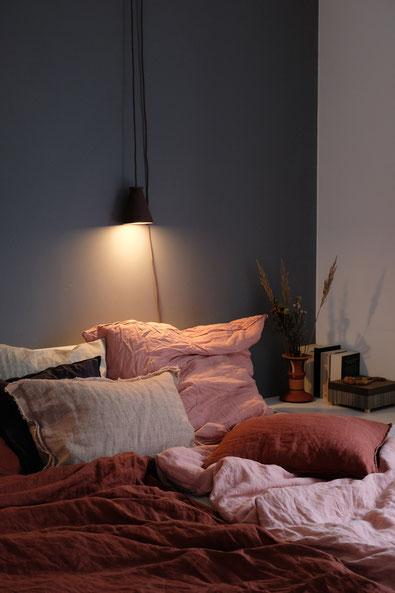 dieartigeBLOG // Schlafzimmer im Oktober, bedroom with cozy autumnmood