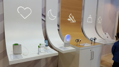 Stand Withings IFA