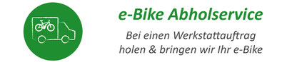 e-Bike Abholservice in der e-motion e-Bike Welt Dietikon bei Zürich