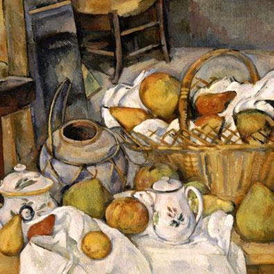 Mostra Cezanne Milano