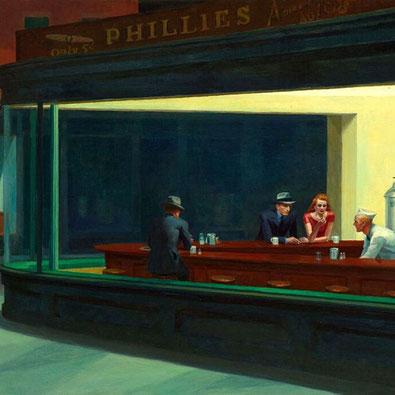 Mostra Hopper Milano