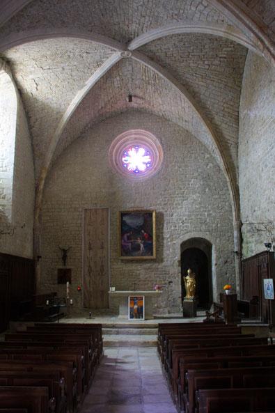 Bild: Kirche Crestet