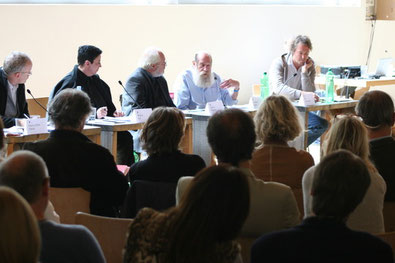Seminario EAT con Obrist e Weiner, 2011