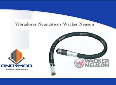 Vibración Wacker Neuson 5