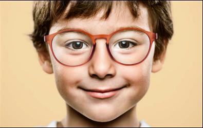MiYOSMART Junge mit Brille