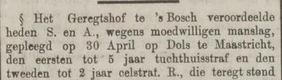 Dagblad van Zuidholland en 's Gravenhage 29-08-1882