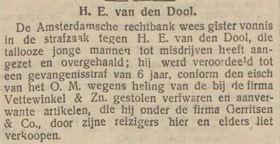 De Tijd : godsdienstig-staatkundig dagblad 29-05-1907