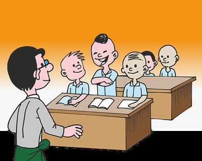 Aider à développer l'état d'esprit de développement, dépasser les autolimitations, cela fait aussi partie du métier d'enseignant