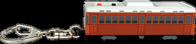 クロックキーライト 電車型/バス型 側面