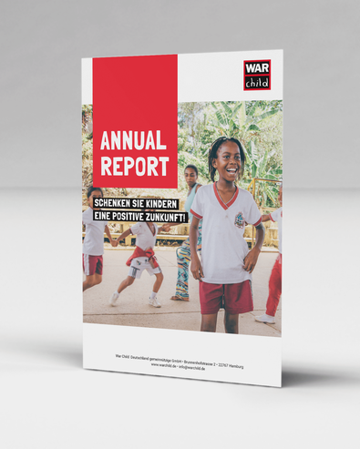 War Child Annual Report 2019
