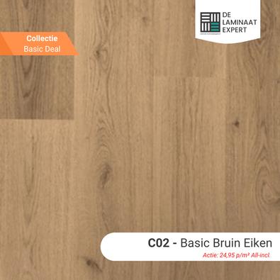 GE3125 Basic Bruin Eiken