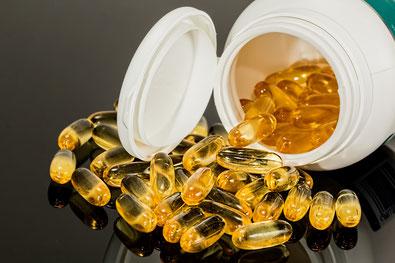 Medizin, Medikamente, Therapie