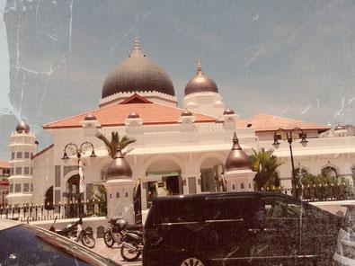 ペナンのジョージタウンのモスク