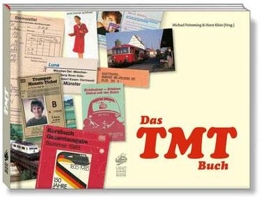 Titelseite: Das »TMT-Buch«